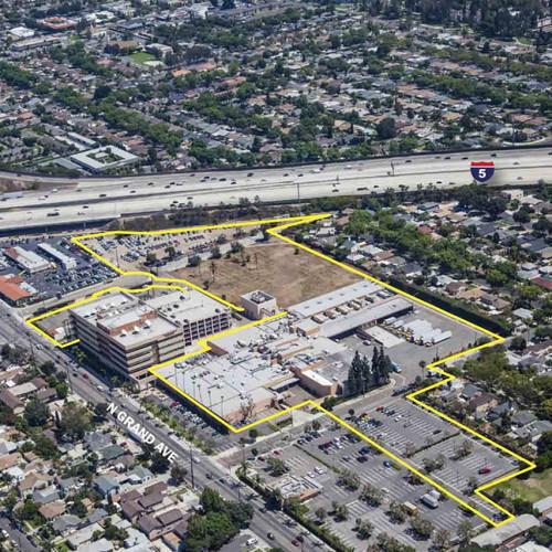 14.3 Acres in Santa Ana on the Market