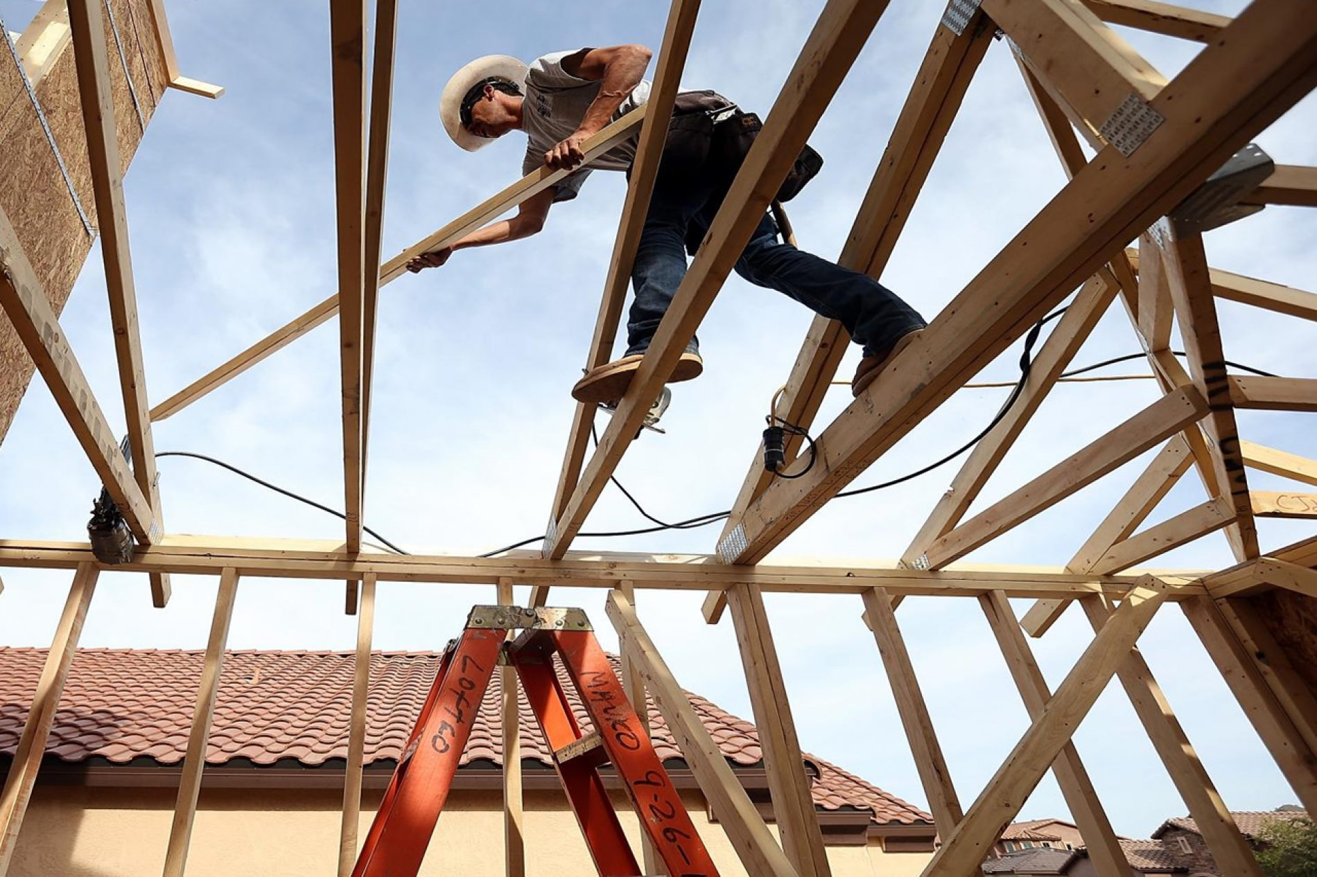 Homebuilder Confidence Up