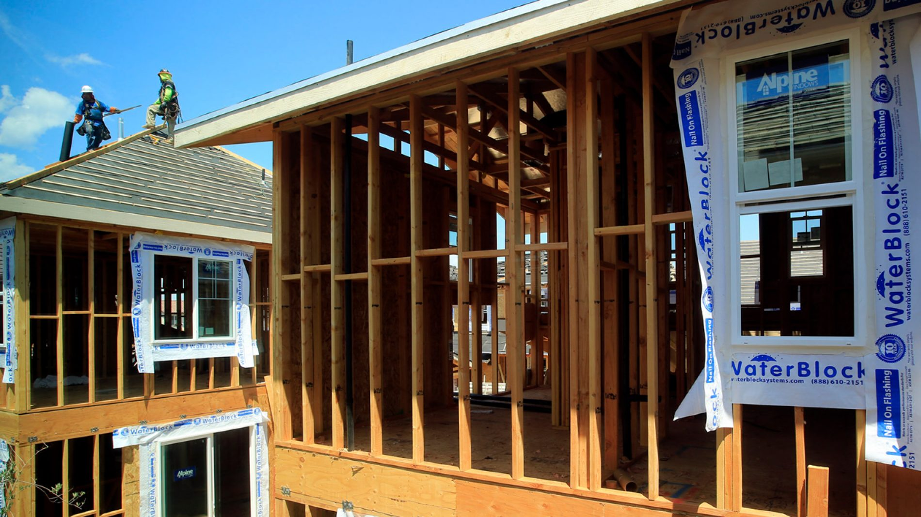 Homebuilder Confidence Stays Relatively Steady