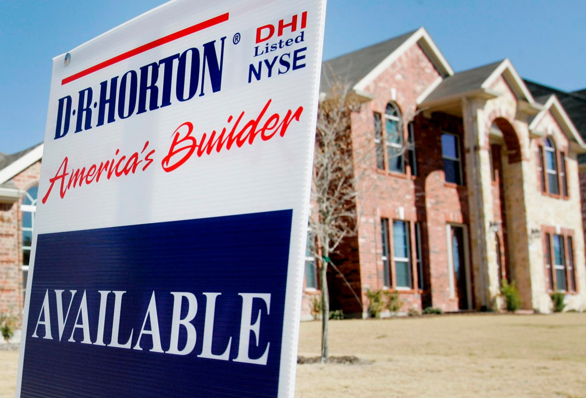 DR Horton Reports Strong 1Q Earnings
