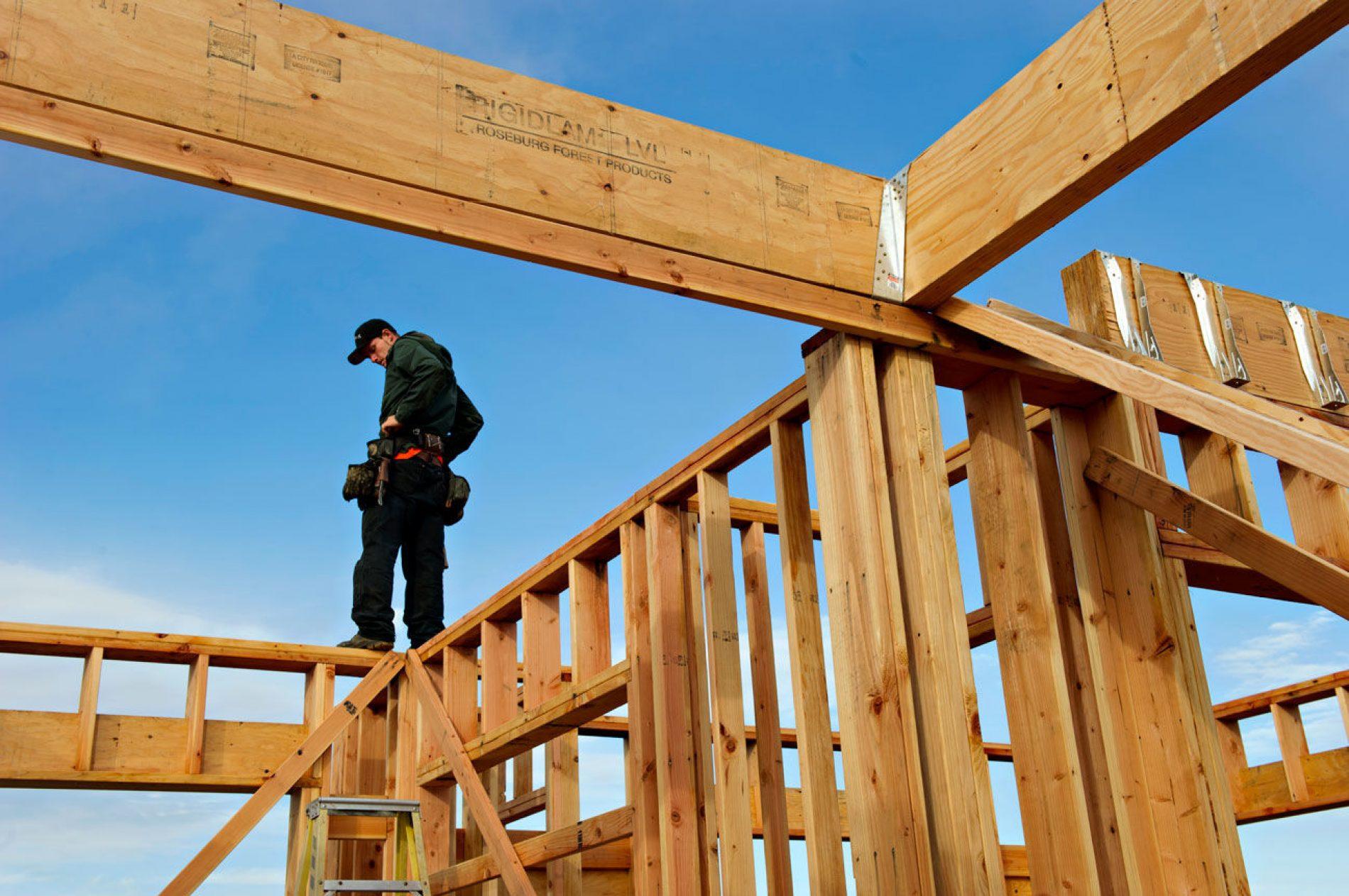Homebuilder Sentiment Remains Steady