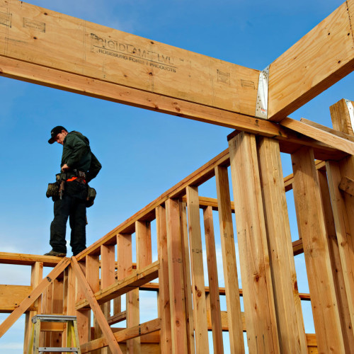 Homebuilder Sentiment Remains Steady