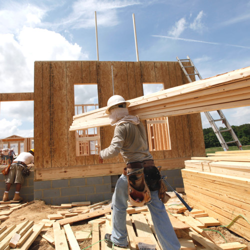 New Normal for Homebuilding?