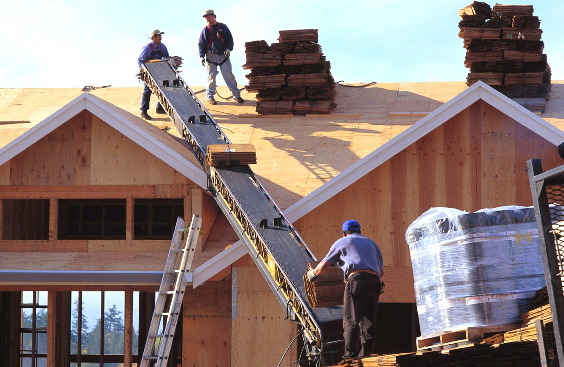 Housing Starts Fall in January
