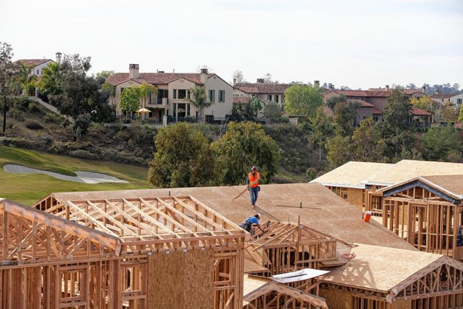 OC New Home Market Takes a Breather