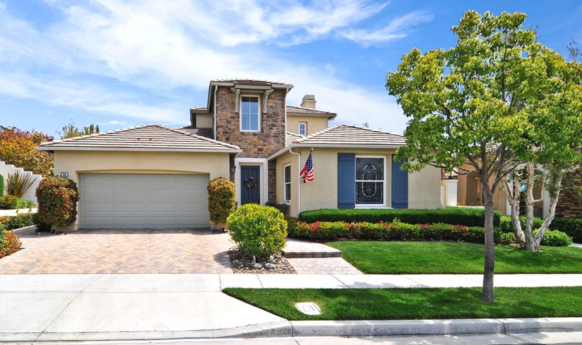 Orange County New Homes Hitting New Highs