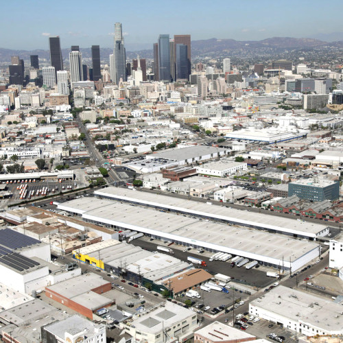SunCal Places Big Bet in Arts District