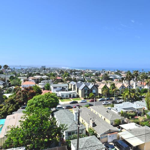 Balanced Market in San Diego