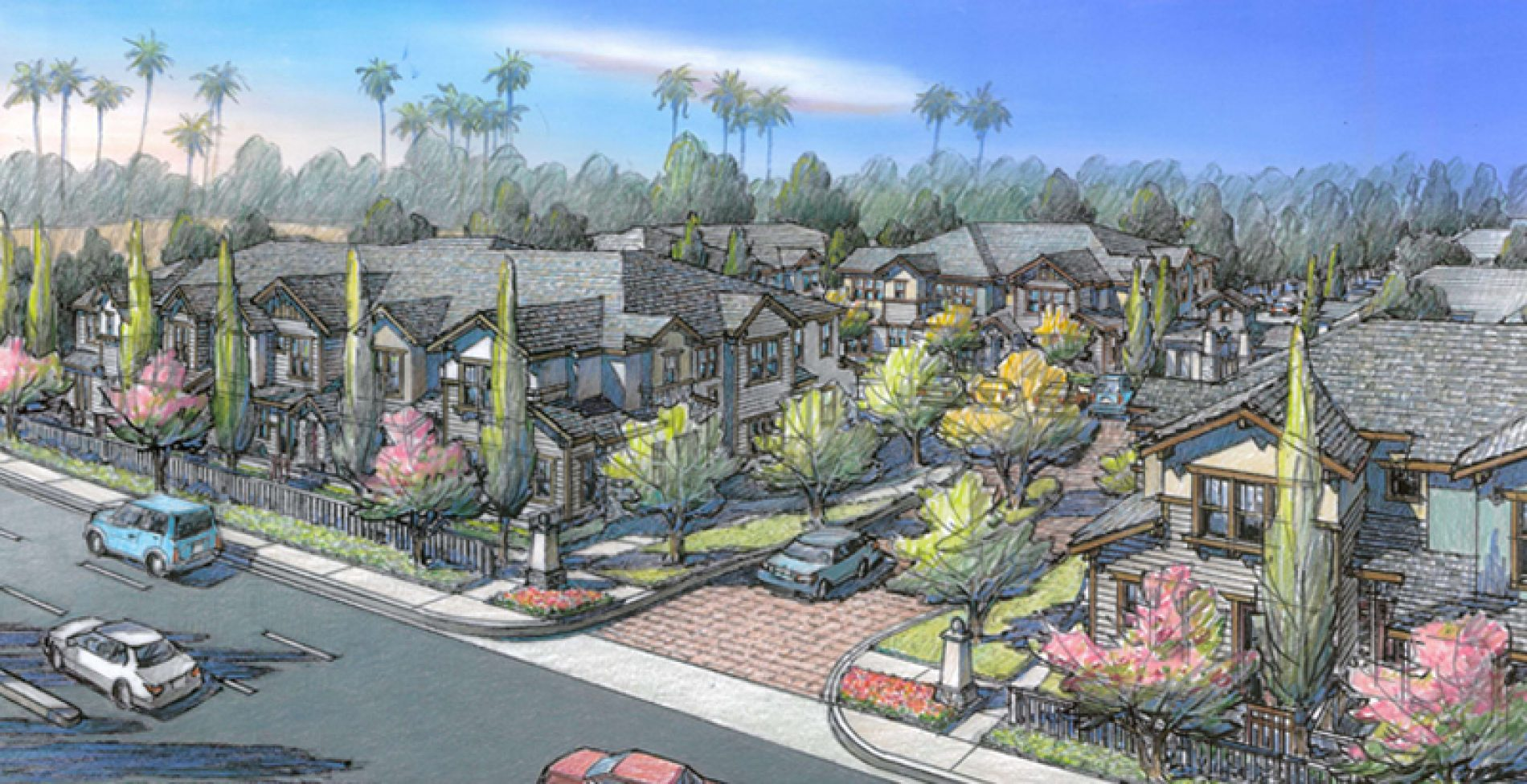 Brandywine Homes Competes in Orange County