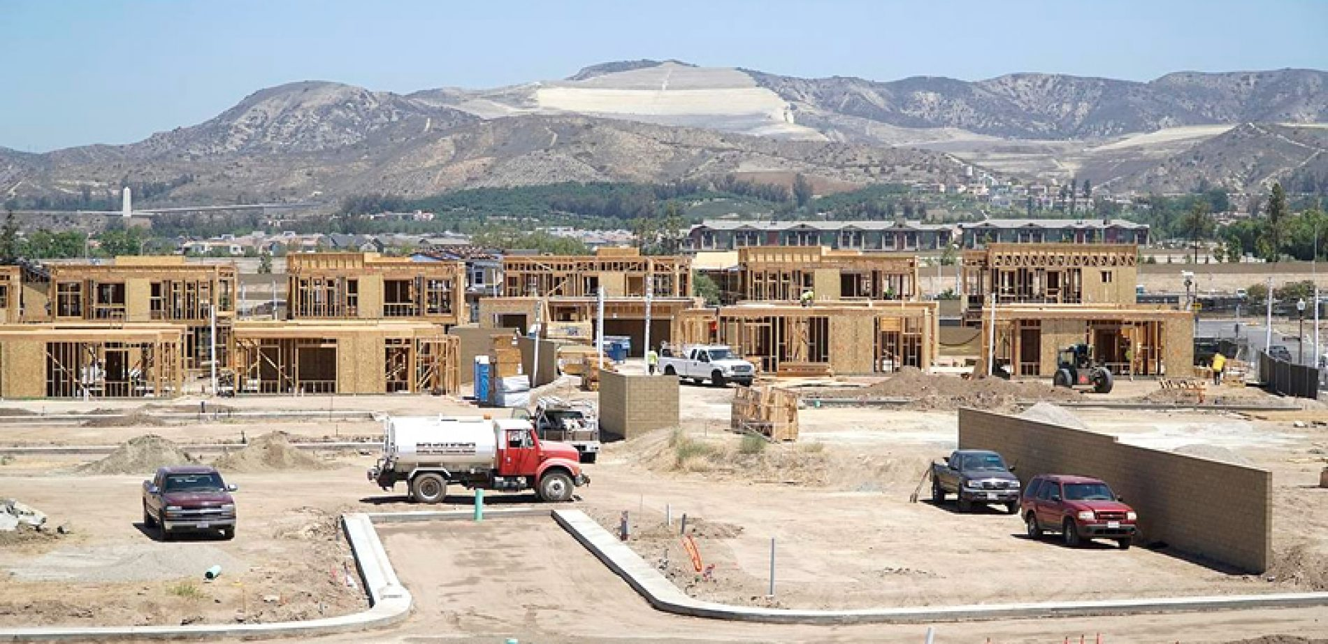 New Home Sales on the Wane in the OC